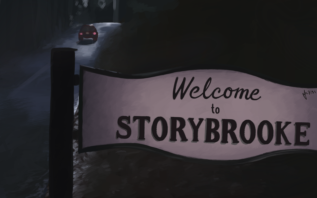 Welcome to Storybrooke by Ayoshen on DeviantArt