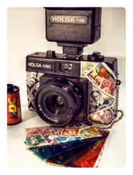 Holga by MonkeyMonkeyMonkey