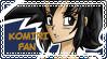 stupid Komiri stamp by Vegeebs