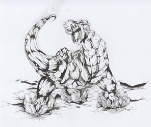 dragon--- peloton zero