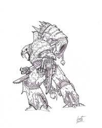 Alvaur 'Roar' Cravasson by Greyall