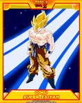DBZ-Goku SSJ V1 (Update)
