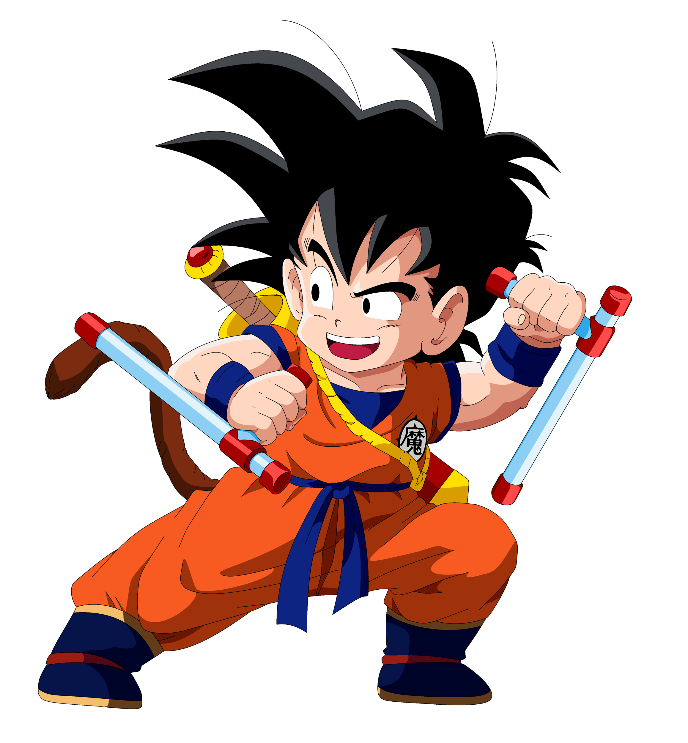 Kid gohan by el maky z on deviantart - Dragon ball z gohan images ...