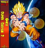DBZ-Goku SSJ2 by el-maky-z