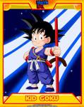 DB-Kid Goku V3