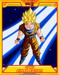 DBZ-Goku SSJ V2