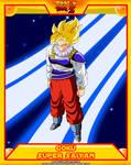 DBZ-Goku SSJ V3