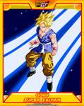 DBGT-Goku SSJ