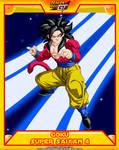 DBGT-Goku SSJ4