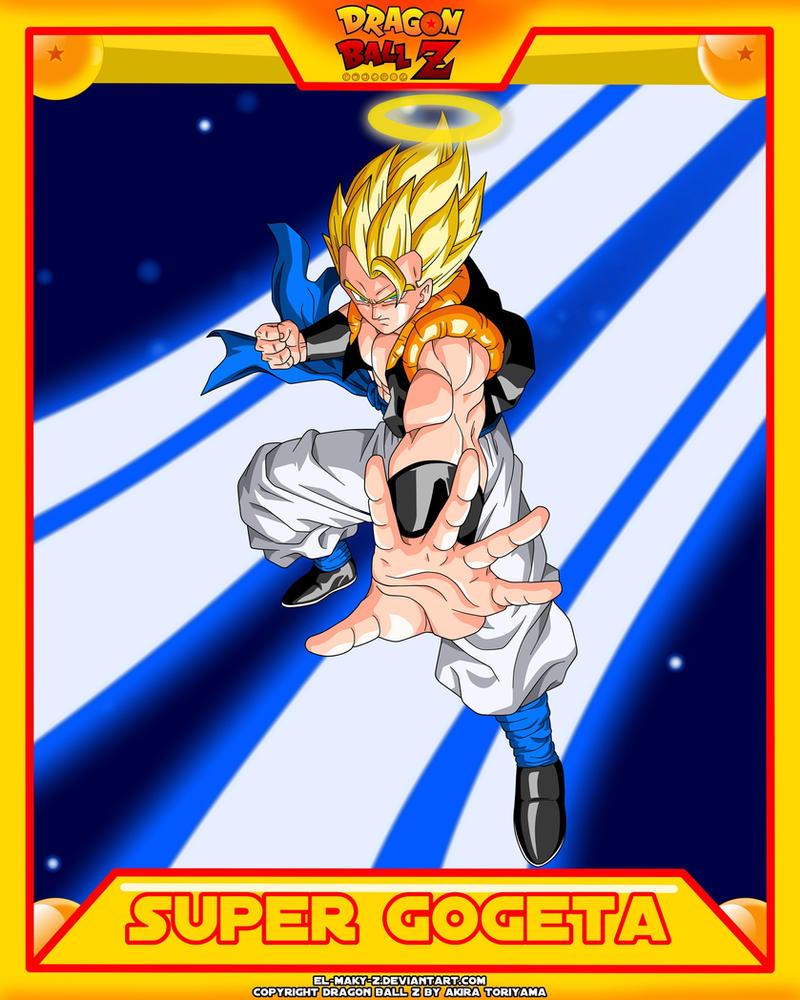 DBZ-Super Gogeta V2 by el-maky-z