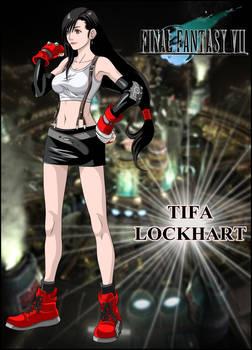 FFVII - Tifa Lockhart