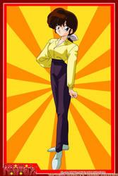 Kasumi Tendo by el-maky-z