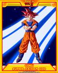 DBZ-Goku SSJG