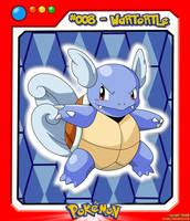 #008_Wartortle by el-maky-z