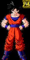 Goku by el-maky-z