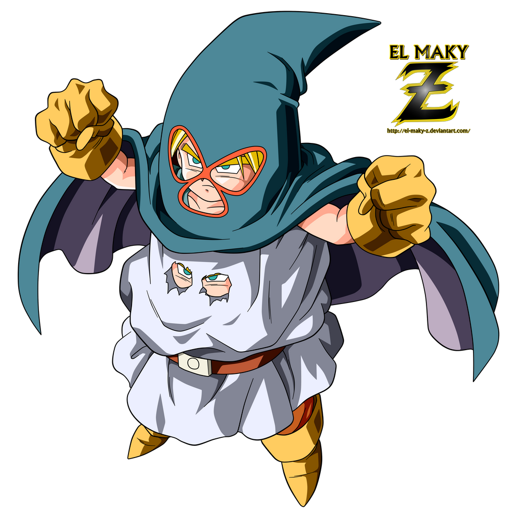 mighty mask ssj trunks and goten by elmakyz on deviantart