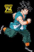 Goku (End Of DBZ) by el-maky-z