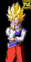 Goku Super Saiyan (Yardrat Clothes)