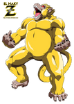 Goku Golden Ozaru
