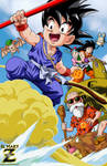 Dragon Ball: El comienzo de la aventura by el-maky-z