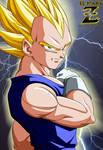 DBZ: Vegeta Super Saiyan