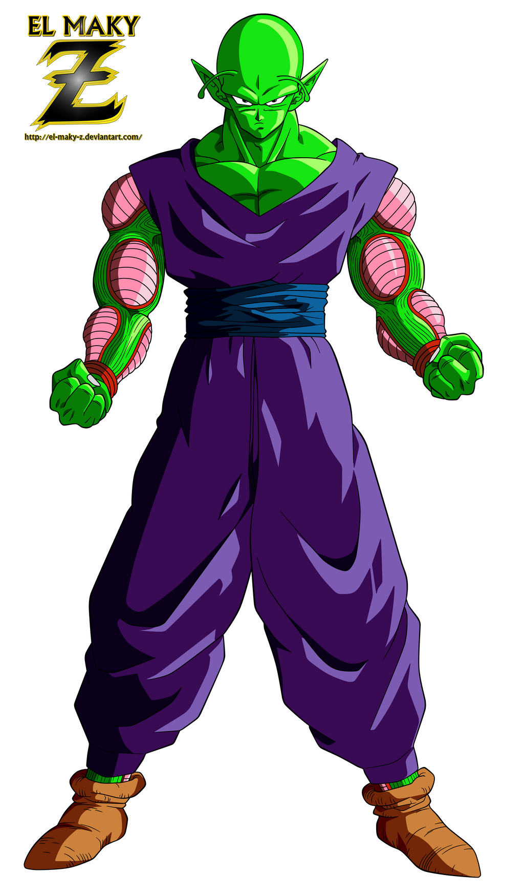 Piccolo (Android Saga) by el-maky-z on DeviantArt