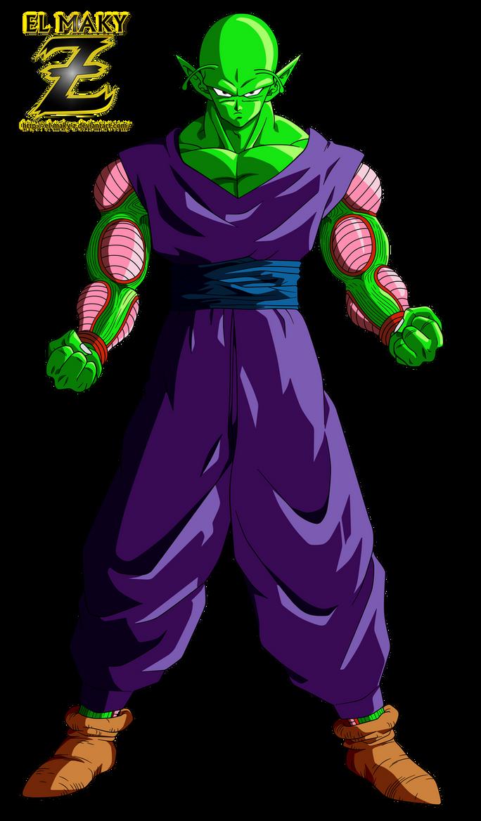 Piccolo android saga by el maky z on deviantart for Freezer piccolo