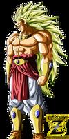 Broly Legendary Super Saiyan 3