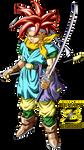 Chrono Trigger - Crono by el-maky-z