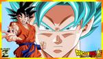 (Wallpaper) Dragon Ball Super - Son Goku