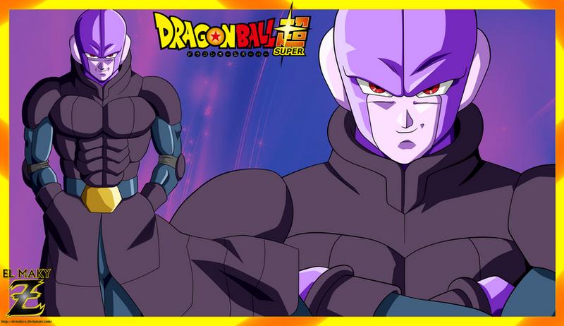 Wallpaper Dragon Ball Super Hit By El Maky Z On Deviantart