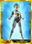 (Dragon Ball Super) Vegeta 'Super Saiyan Blue'