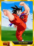 (Dragon Ball Z) Son Goku V1