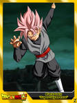 (Dragon Ball Super) Black Goku 'Super Saiyan Rose'
