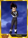 (Dragon Ball Heroes) Vegeta Xeno