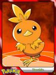 (Pokemon) #255 Torchic