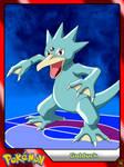 (Pokemon) #055 Golduck