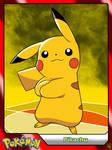 (Pokemon) #025 Pikachu
