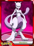 (Pokemon) #150 Mewtwo