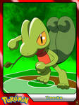 (Pokemon) #252 Treecko