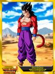 (Dragon Ball Heroes) Son Gohan 'Super Saiyan 4'