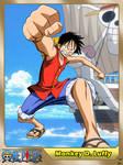 (One Piece) Monkey D. Luffy