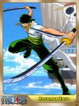 (One Piece) Roronoa Zoro