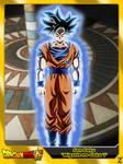 (Dragon Ball Super) Son Goku 'Migatte no Goku 'i'