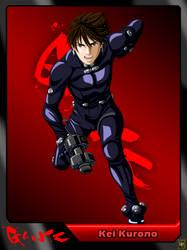 (Gantz) Kei Kurono