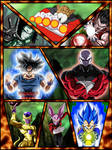 (Collab) TOP Last Remaining Warriors by el-maky-z