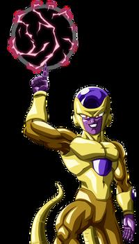 Golden Freezer (Death Ball)