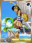 (One Piece) Usopp by el-maky-z