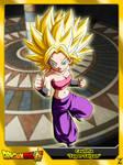(Dragon Ball Super) Caulifla 'Super Saiyan'