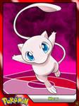 (Pokemon) #151 Mew